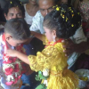 Thailand Only: Three year old twins get married, make amazing recovery from illness