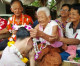 We love you! 108 year old Thai woman receives joyous Songkran blessings