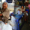An eighty year old with Alzheimer's living on scraps at Samrong market needs help