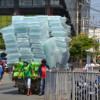 100,000 litres of bottled water going across the border to Cambodia every day