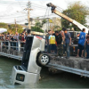 Woman driver ignores dodgy second hand motor warning – ends up in a klong