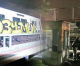 Spray painting incident won't be repeated, say skytrain officials