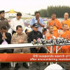 DSI suspends search of Wat Dhammakaya after encountering resistance from followers