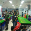 Casino busted on the Thai-Malaysian border – more than 200 gamblers arrested