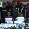 """Ice"" dealer and customer nabbed in Mae Nam, Koh Samui"