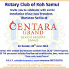 Rotary Club of Koh Samui invite you to celebrate the installation of a new president