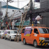 Hanging wires: beautification of Samui begins