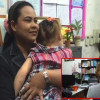 Mother apologizes for hitting Thai/Aussie child, 4, black and blue