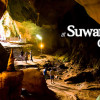 Wat Suwan Kuha temple remains popular among tourists in Phang Nga