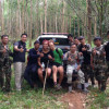 British tourists rescued after getting lost in Koh Chang forest