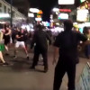 Thai bouncers vs British tourists – two charged with assault