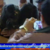 Hugs and  tears as Egyptian/Thai boy reunited with Thai mum after eight years apart