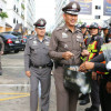 "Cops in Bangkok to undergo ""traffic awareness"" project – controlling traffic ""both science and art"", says top cop"