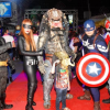 Walking Street Super Heroes to the Rescue – but it's Hua Hin not Pattaya