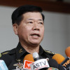Army commander confirms military's readiness to keep order in Thailand
