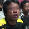 Faces of evil – two Thai men who lured Chonburi five year olds into the woods
