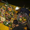 Over six tonnes of Krathong floats collected for disposal