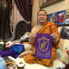 Monk Claims His Magic Cloth Helped Donald Trump Win