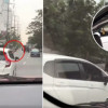 Road rage: Shots fired as Honda Jazz driver takes aim at couple who wouldn't let him push in