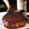 The Tomahawk Steak! A dining experience not to be missed at The Shack