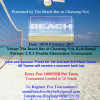 Koh Samui Beach Volley Ball Competition