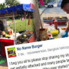 "Handicapped burger seller says his ""life has collapsed"" after media attention"