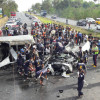 23 die in fiery Chonburi wreck