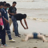 Foreign corpse washed up on Surat Thani beach