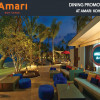 Amari and OZO Dining Card Promotions for January