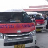 Transport Ministry wants to phase out passenger vans in six months