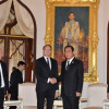 PM meets British Ambassador to Thailand