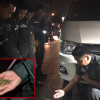 Mysterious forces at work as nails left next to police vehicles near UFO temple