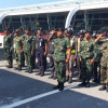Army warns taxi, van drivers at Phuket Airport