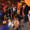 Another tanked up Brit ends up in a bloodied heap outside Pattaya pub