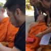 Senior monk faints on hearing news of his arrest for molesting a boy