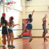 ISS in Singapore at Netball Competition Samui Senior Girls at Top SE Asian International Schools Games