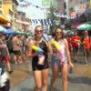 Splish, splash – tourists and Thais get wet and wild