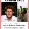 French Backpacker missing in Asia