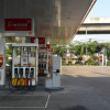 Gas station deaths caused by carbon monoxide poisoning