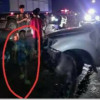 Ghost or just a boy at an accident? Thai netizens debate the supernatural!