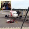Everybody off! Plane unloaded as passenger is carrying extra baggage – a baby!