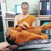 "Fake monk with the catchphrase ""Wanna die do you?"" arrested thanks to social media"