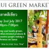 Don't miss the next Green market in Koh Samui!