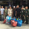 B300K of counterfeit goods seized from Phuket OTOP market