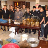What a load of cobras! Seven arrested in raid on endangered species' restaurant in downtown Bangkok