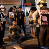 Russian man arrested for violent rampage in Pattaya