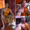 Beefy monk wows internet – sparks debate about obese and sick clergy