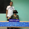 Phuket female drug mule arrested, over 36,000 meth pills seized