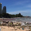 What a tip! More beach trash in Pattaya as hoteliers slam council
