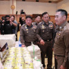 Arrest made as Bt1 bn worth of 'ice' seized